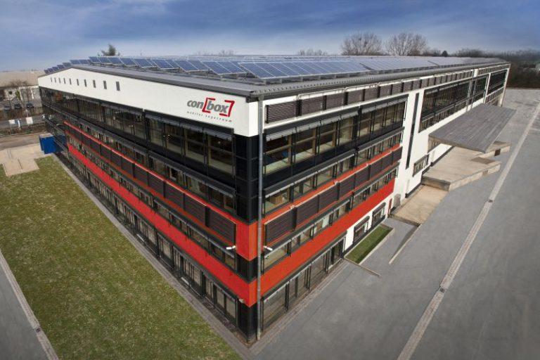 Unternehmen Firma Zentrale Hannover selfstorage Einlagerung mobile Einlagerung Transport Container