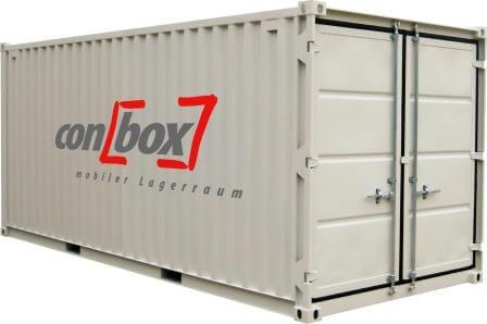 Container Box 13,5m² von ConBox